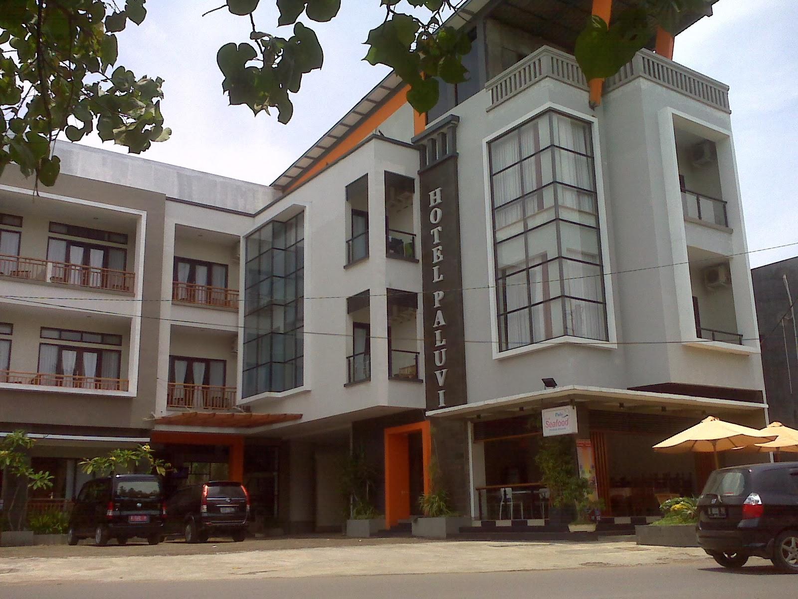 Hotel Paluvi Beach Pangandaran, Jawa Barat