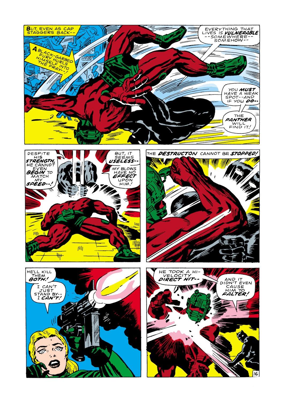 Captain America (1968) Issue #100 #14 - English 17