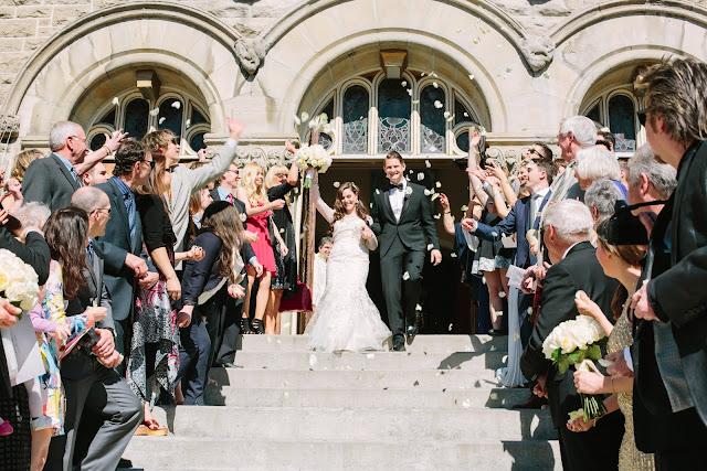 St Patricks Toronto Wedding