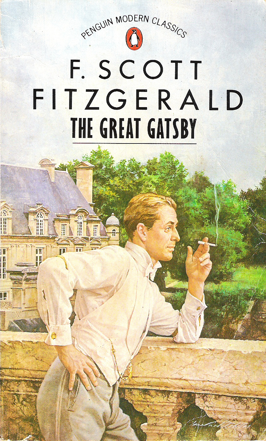 "the green light in the book the great gatsby by f scott fitzgerald  moment in baz luhrmann's adaptation of f scott fitzgerald's the great gatsby   if you didn't know the book, you might think the shot was ""over the top  of  symbolic resonance—inherently literary—then daisy's green light."