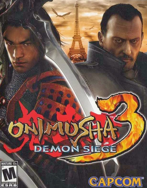 Download Game Onimusha 3 Demon Siege PC RIP Version