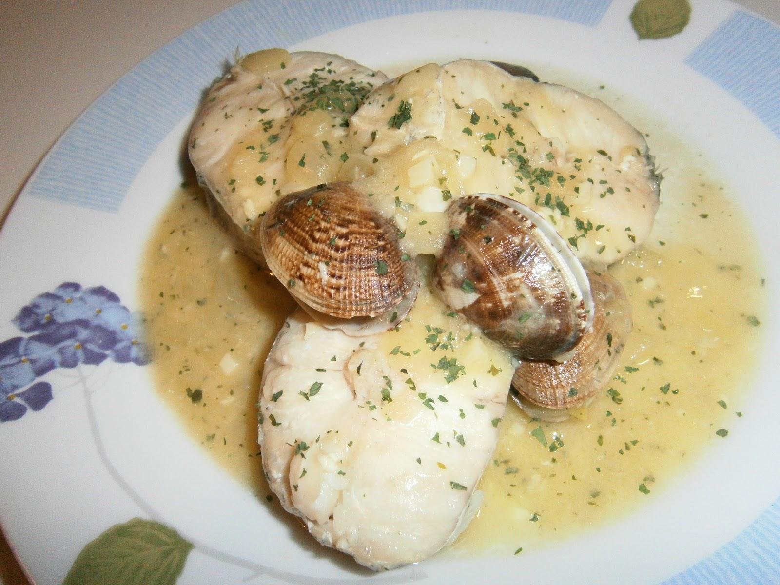 Merluza En Salsa Verde Tradicional La Cocina De La Abuela