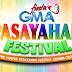 Kapuso stars in Lucena's Pasayahan Festival!