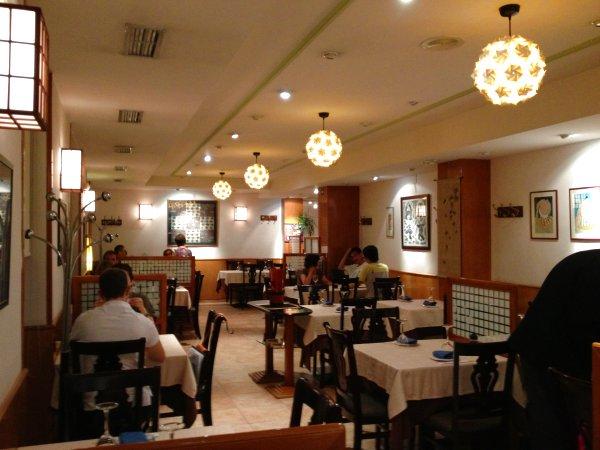 Restaurante Ginza