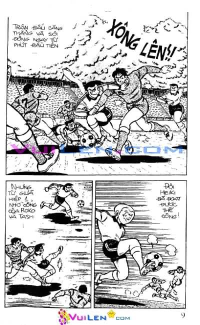 Jindodinho - Đường Dẫn Đến Khung Thành III  Tập 20 page 9 Congtruyen24h