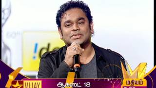 Film Fare Awards Full Promo Versions – Vijay Tv
