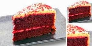 Kue Tradisional Batam ( Bolu Kukus Buah Naga Merah Putih Enak )