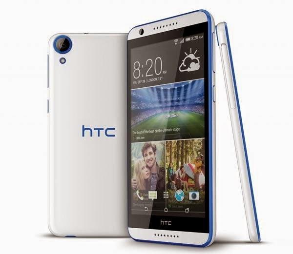 HTC Desire 820 smartphone