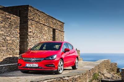 Η Opel ξεπέρασε το ένα εκατομμύριο πωλήσεις το Νοέμβριο