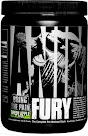 "Animal Fury. The best pre-workout on the market now...  ""BRING THE PAIN"""