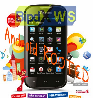 Andromax C Rooted
