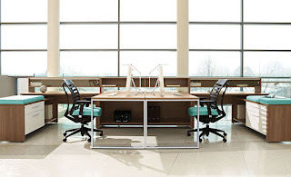 Global Total Office Princeton Desking