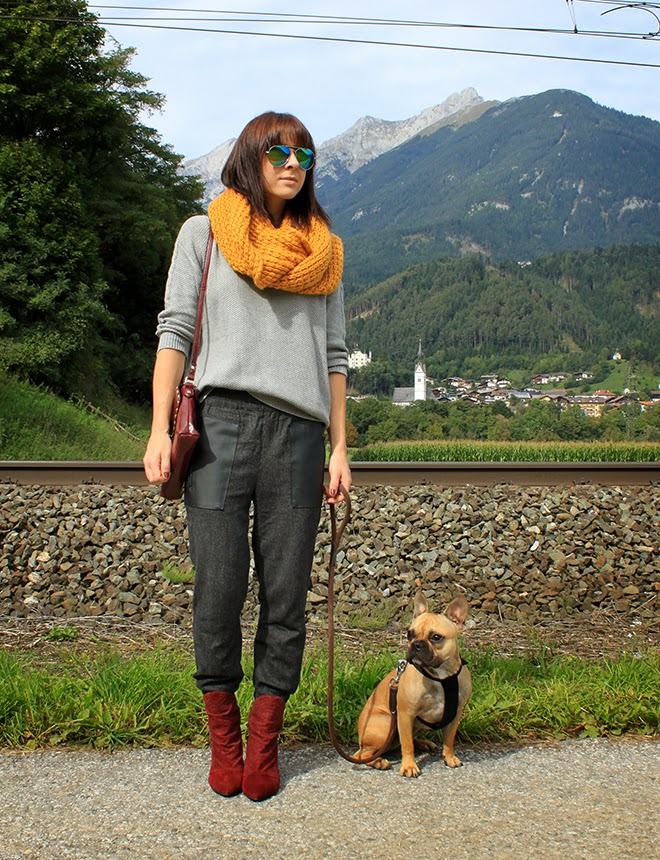 outfit_trend_ernstingsfamily_supertrash_boots_zara_tchibo_jumper_autumn_winter_fashionblogger_bordeaux