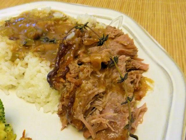 Cajun Pork Roast   Ms. enPlace