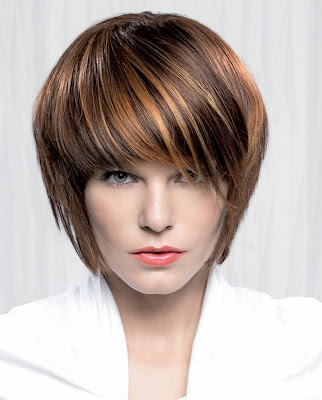 Short Bob Hair Style Trends for Fall- by Raffel Pages