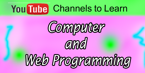 web and computer program video tutorial