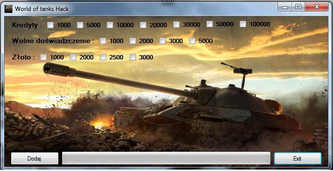 Download world of tanks hack