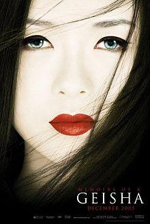 Hồi Ức Một Geisha - Memoirs Of A Geisha