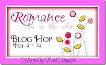 Romance is in the Air Giveaway Blog Hop! NOW to 2-14! HOP from blog to blog!