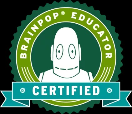Certified BrainPop Educator