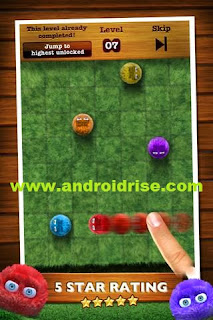 Fling! Android Game Download,100,000