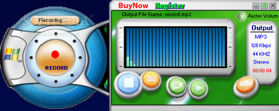 All Audio Recorder software