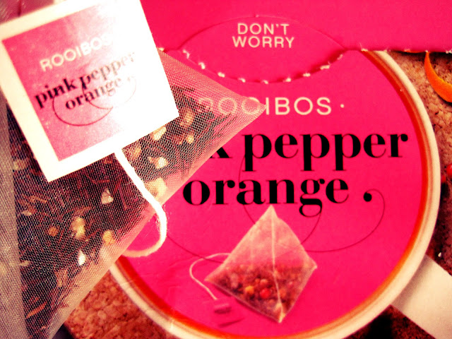 albert heijn pink pepper rooibos tea