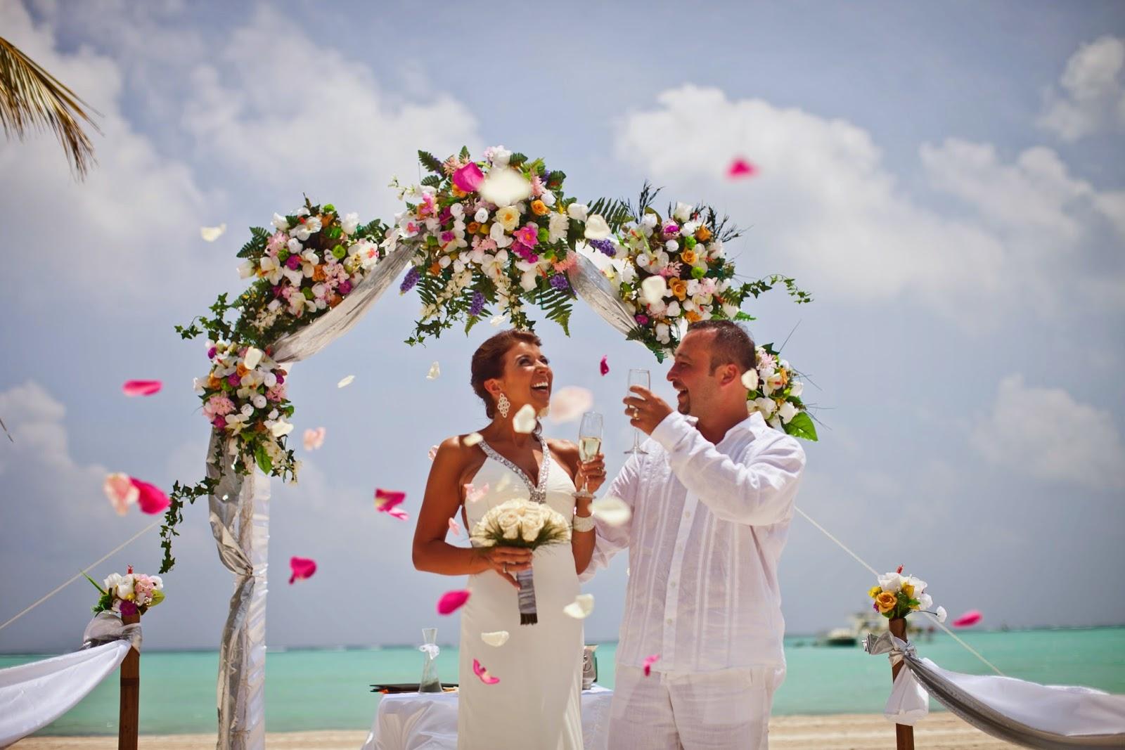 Matrimonio Simbolico Punta Cana : Quieres casarte en república dominicana ¡te damos toda