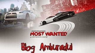 Need For Speed Most Wanted 2 (NFS) PC
