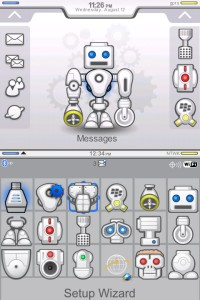 Robotica8900theme1 Robotica 5.0 for Blackberry 8900 curve theme