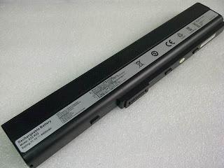 Harga Baterai Laptop Asus Original 2013