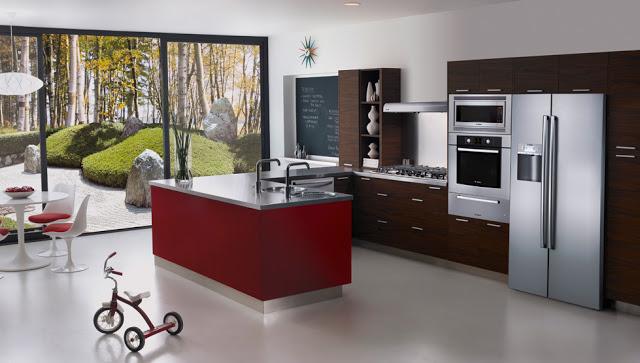 Choix couleur cuisine id es d co moderne - Choix de couleur pour cuisine ...