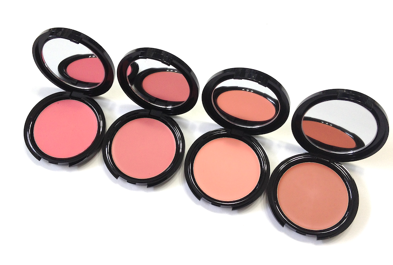 Make Up For Ever Second Skin Cream hd Blush: #210, #330, #225 and #315