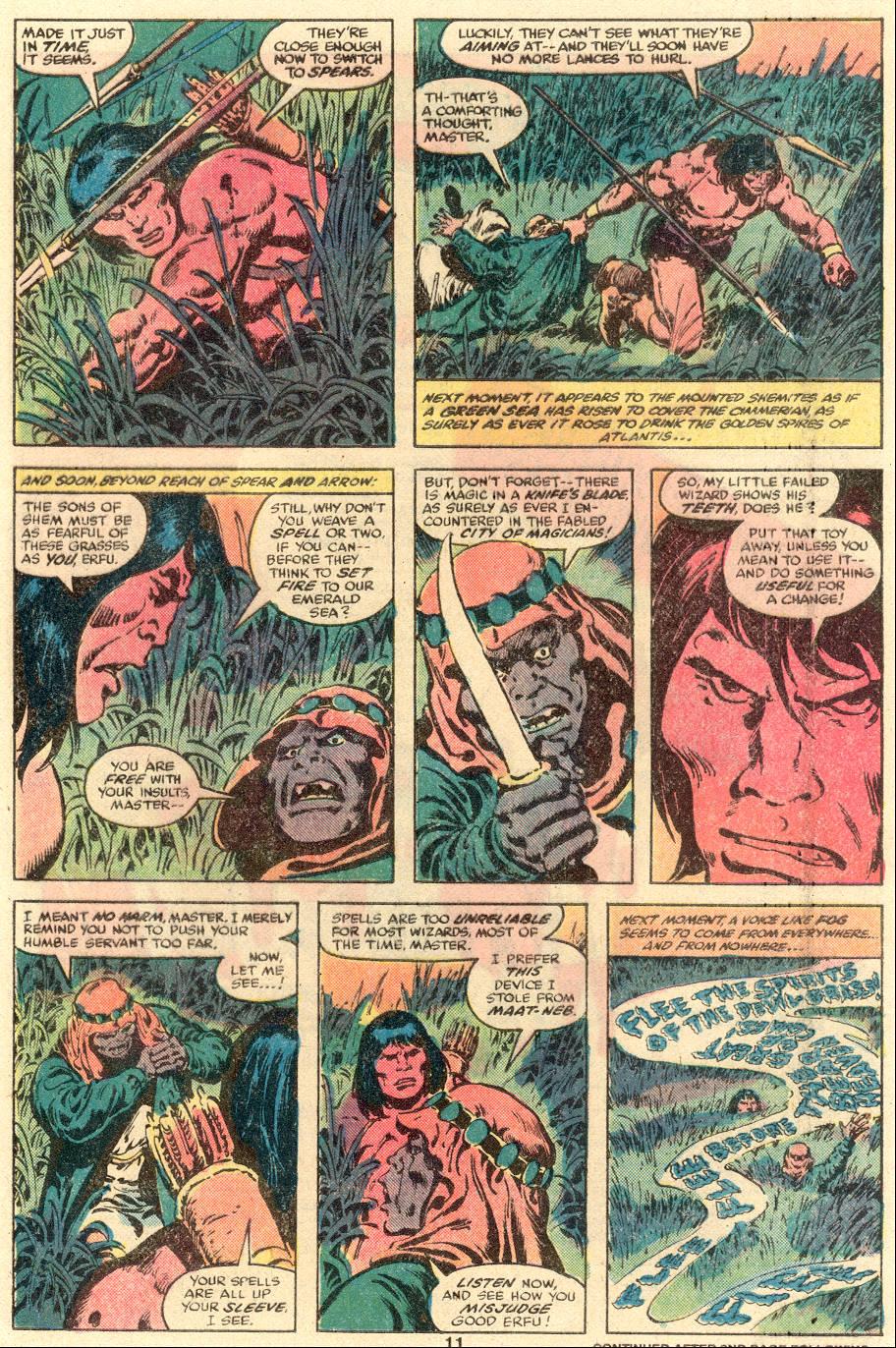 Conan the Barbarian (1970) Issue #109 #121 - English 8