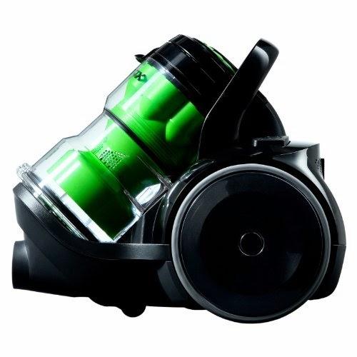 Panasonic MC-CL934 Bagless Vacuum Review