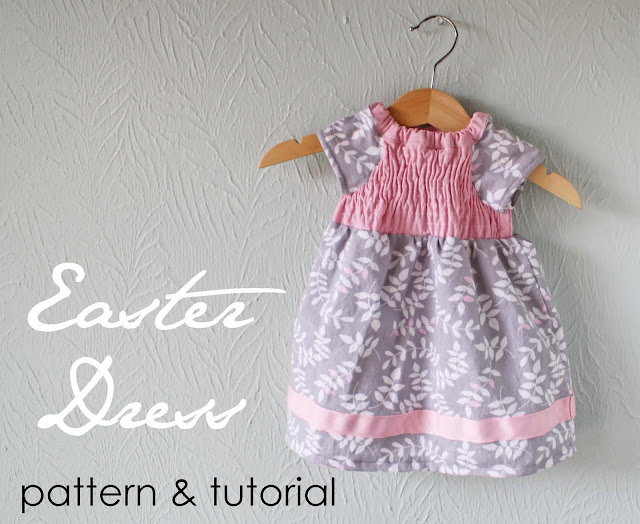 free easter dress pattern