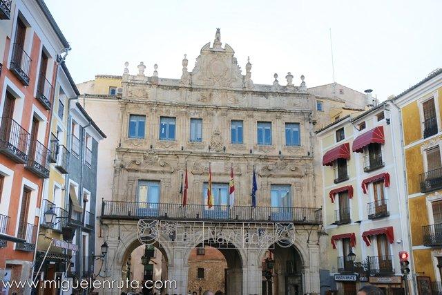 Ayuntamiento-Cuenca