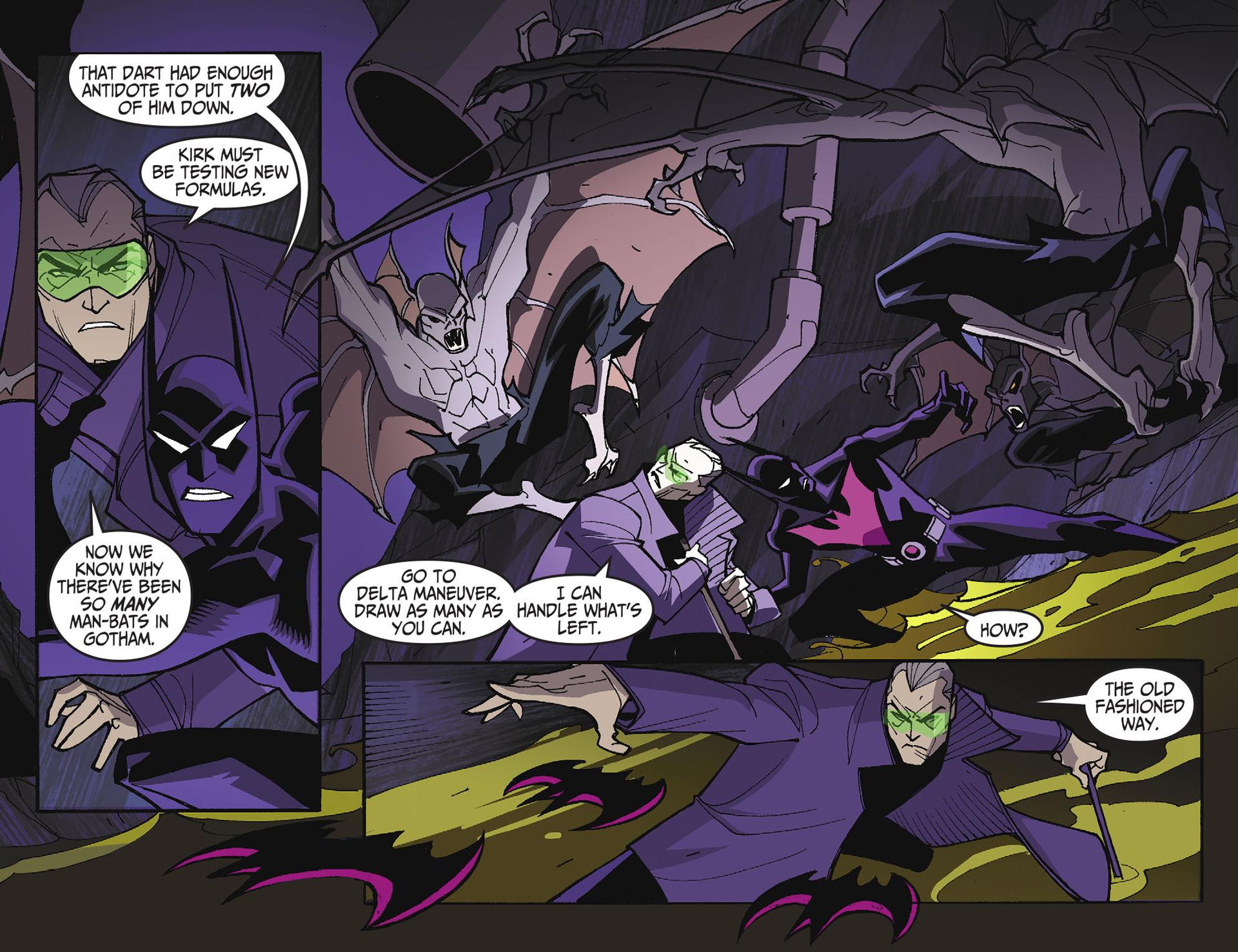 Batman Beyond 2.0 #12 #29 - English 7