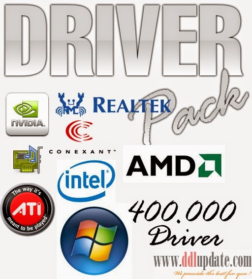 400,000 Universal Windows Drivers Pack - Naveed Bhatti Software
