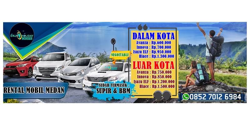 Rental Mobil Di Kota Medan