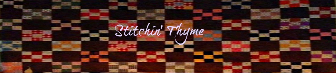 Stitchin&#39; Thyme