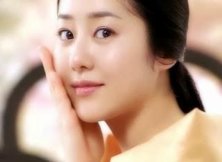 Perawatan Wajah Artis Korea, Go Hyun Jung