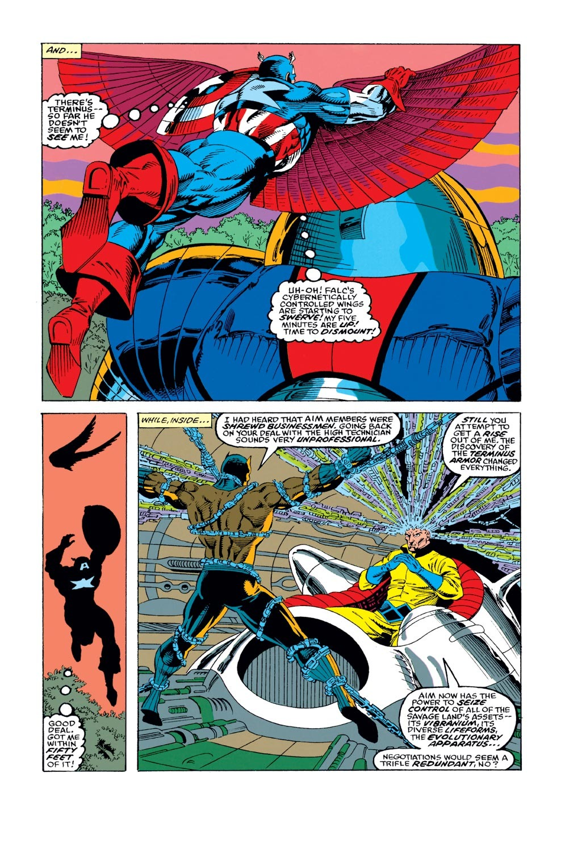 Captain America (1968) Issue #417 #366 - English 21