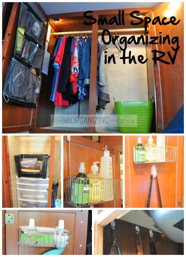 Small Space Organizing Rv Storage Organizing Made Fun