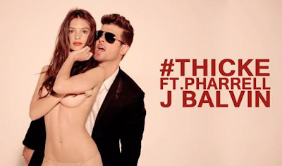 Free download robin thicke blurred lines