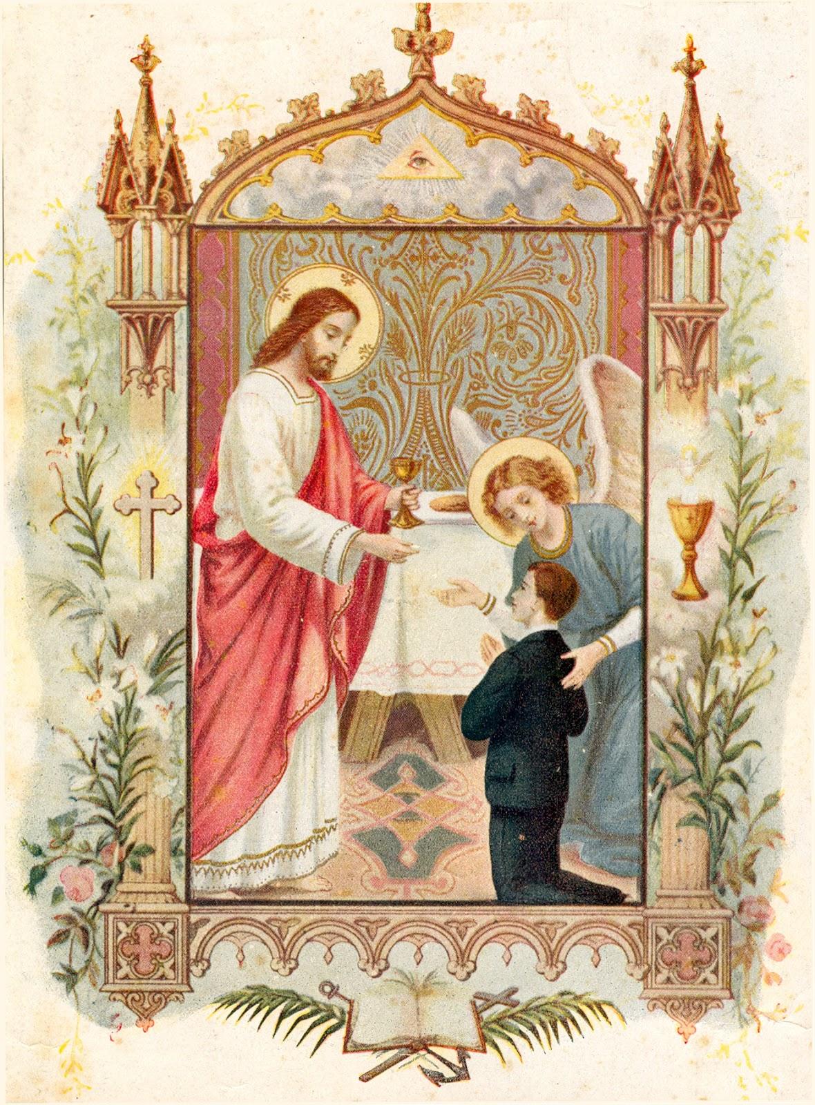 Diplomas para Primeras Comuniones | Directorio de la Iglesia Católica