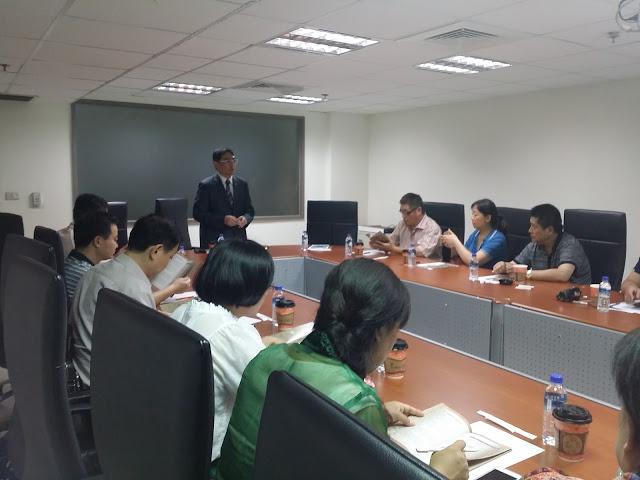 安徽省科學技術協會參訪團