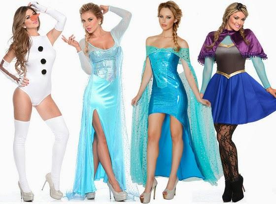 Los 10 Disfraces Más Populares Para El 2014