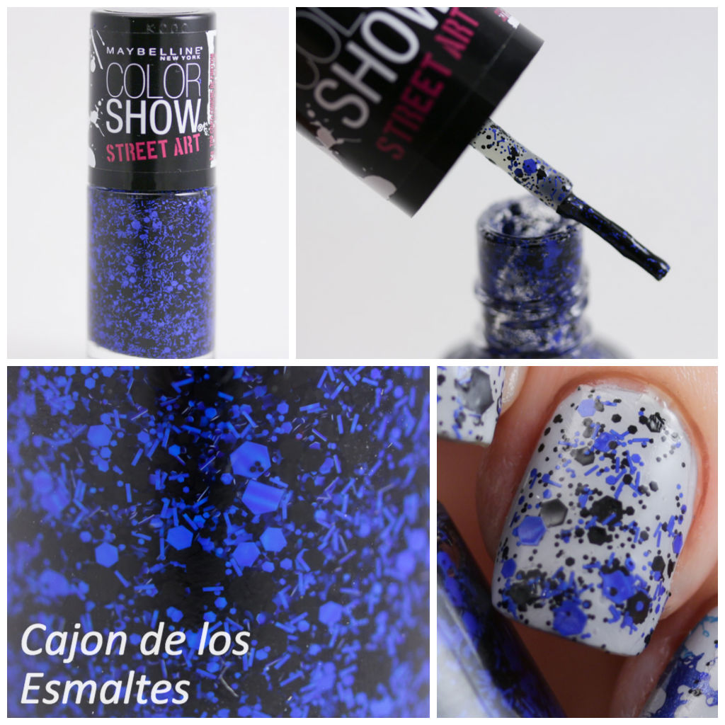 Maybelline Color Show - Nighttime Noise - Street Art