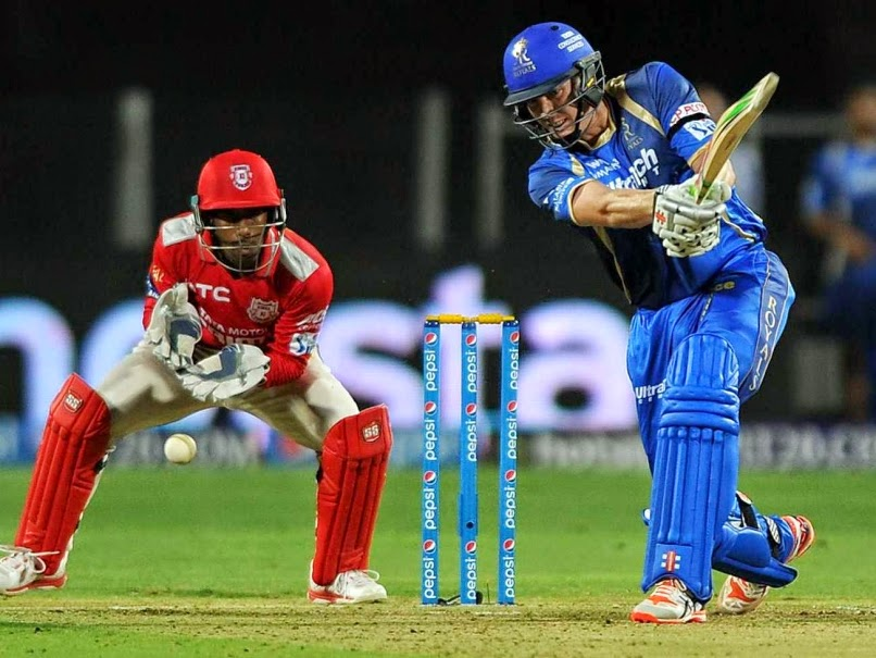 Rajasthan Royal Win the 3rd Match of IPL 2015